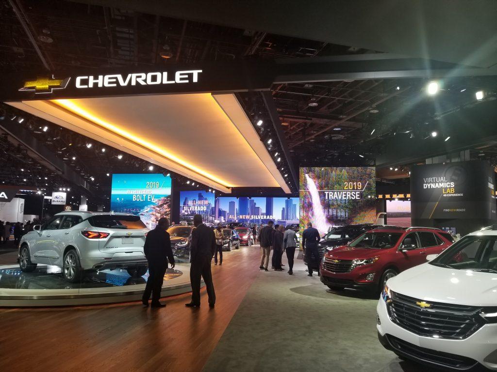 North American International Auto Show 2019 Archives   Franco 1024x768