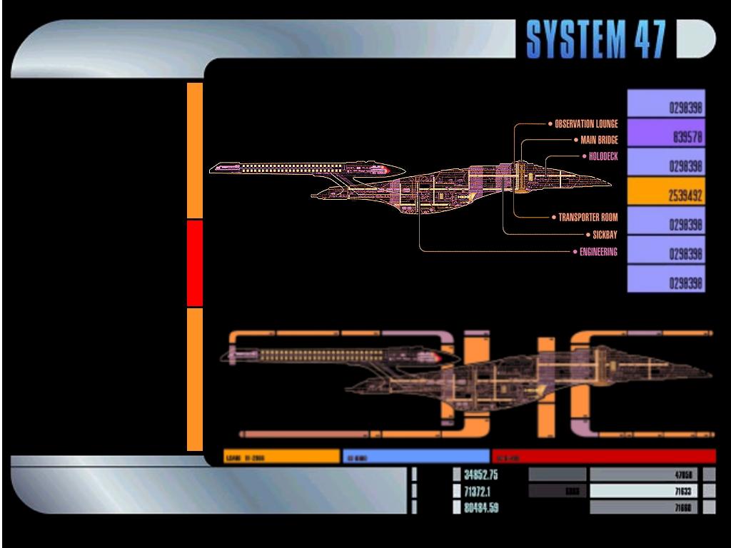 Star Trek Computer Wallpapers 1024x768