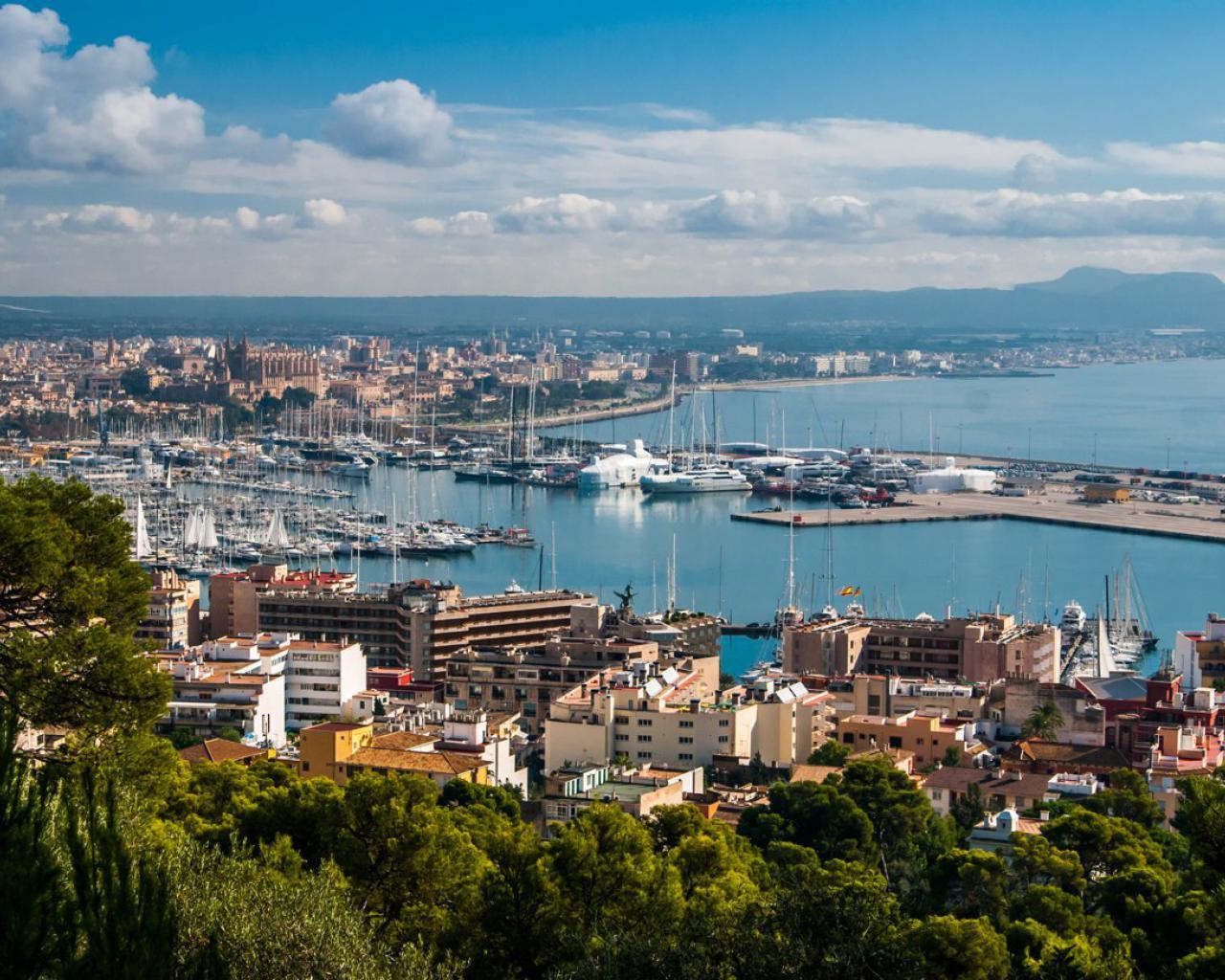 Palma de Mallorca 1280x1024