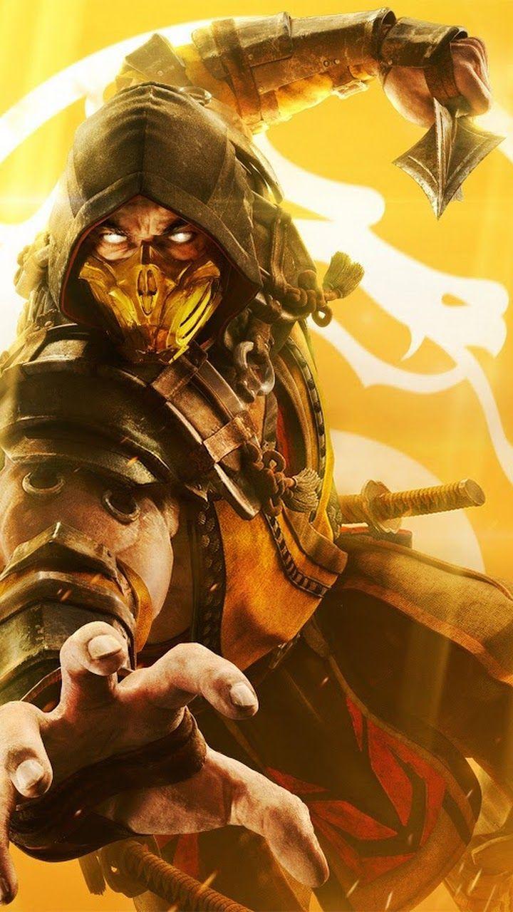 Scorpion Mortal Kombat 11 wallpaper Mortal Kombat Scorpion 720x1280