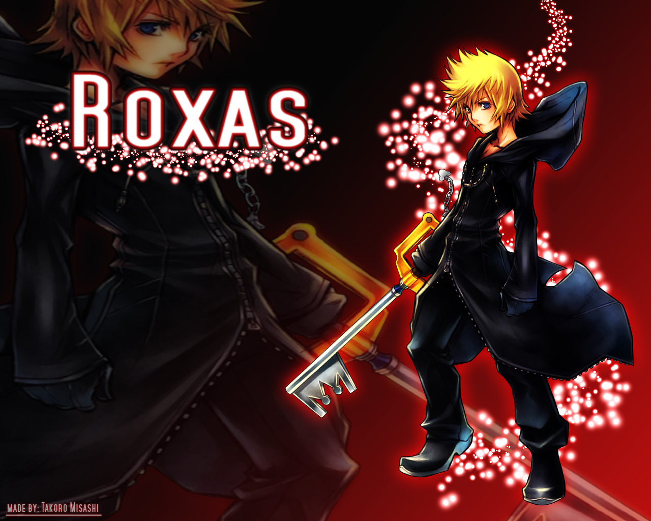 Wallpapers Kingdom Hearts 1280x1024