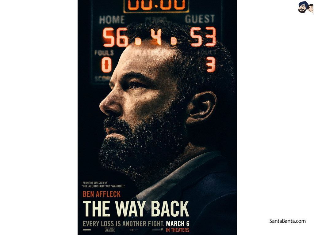 The Way Back Movie Wallpaper 1 1024x768