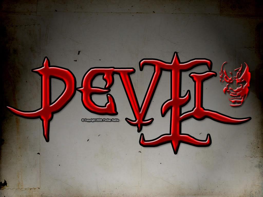 Red Devil Wallpaper Background Theme Desktop 1024x768