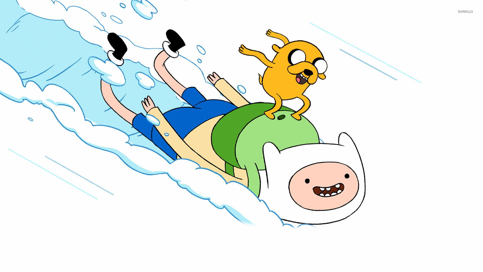 Finn and Jake   Adventure Time wallpaper   Cartoon wallpapers   15795 1920x1080