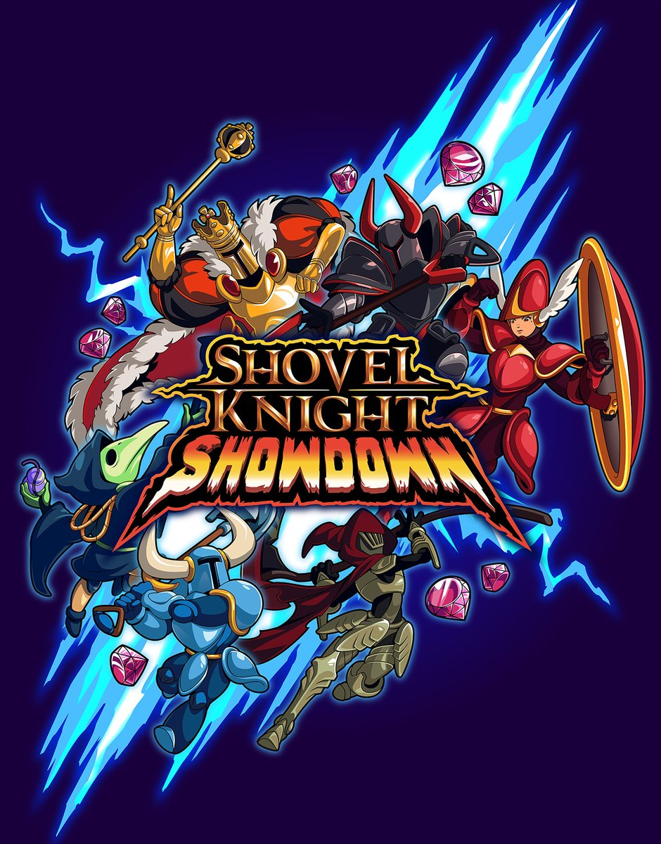 Free Download Shovel Knight Showdown Details Screenshots Art