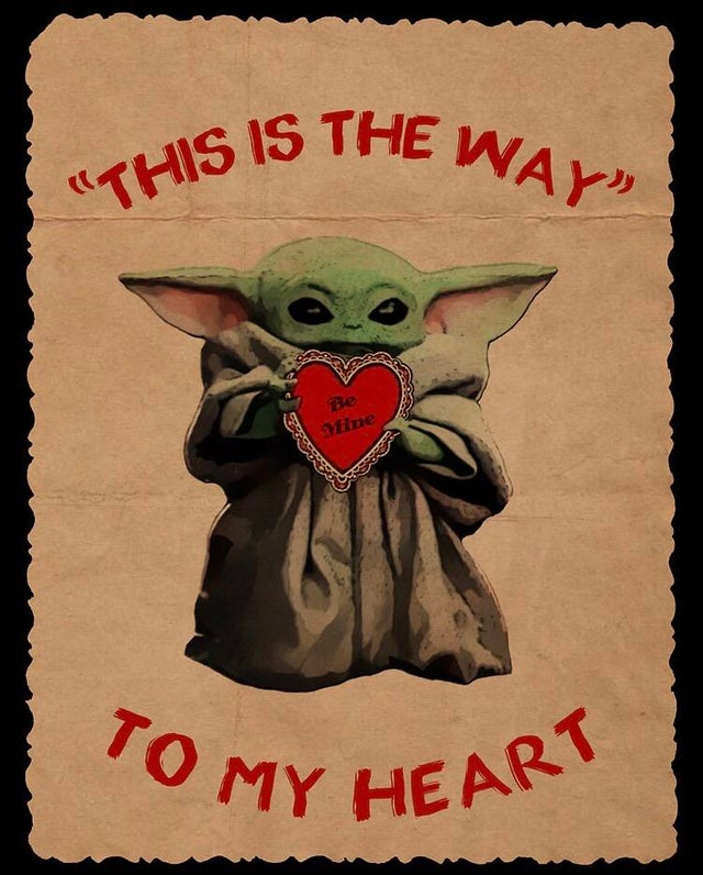 Free Download Petition For A Funko Pop Babyyoda 640x796 For Your Desktop Mobile Tablet Explore 41 Baby Yoda Valentine Wallpapers Baby Yoda Valentine Wallpapers Baby Valentine Wallpaper Yoda Wallpaper
