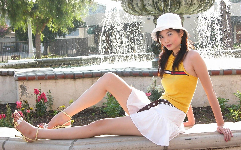 Beauty leg model wallpaper 15   1440x900 Wallpaper Download 1440x900