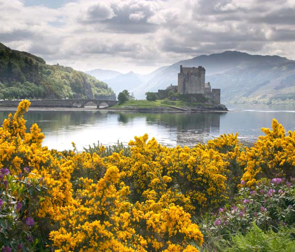 Spring in scotland wallpapers wallpapersafari for Travel guide to scotland