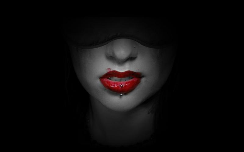 Red Lips Wallpapers Wallpapersafari