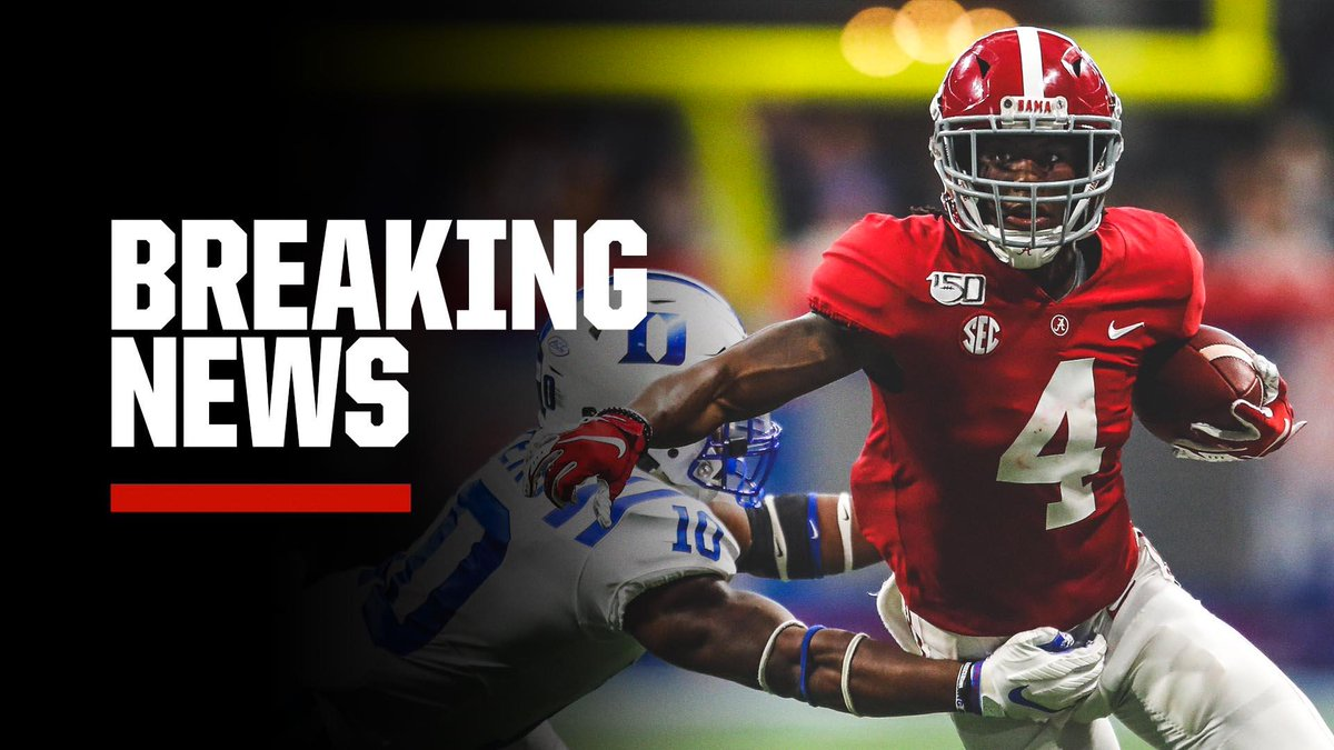 ESPN College Football on Twitter Breaking Alabama WR Jerry 1200x675