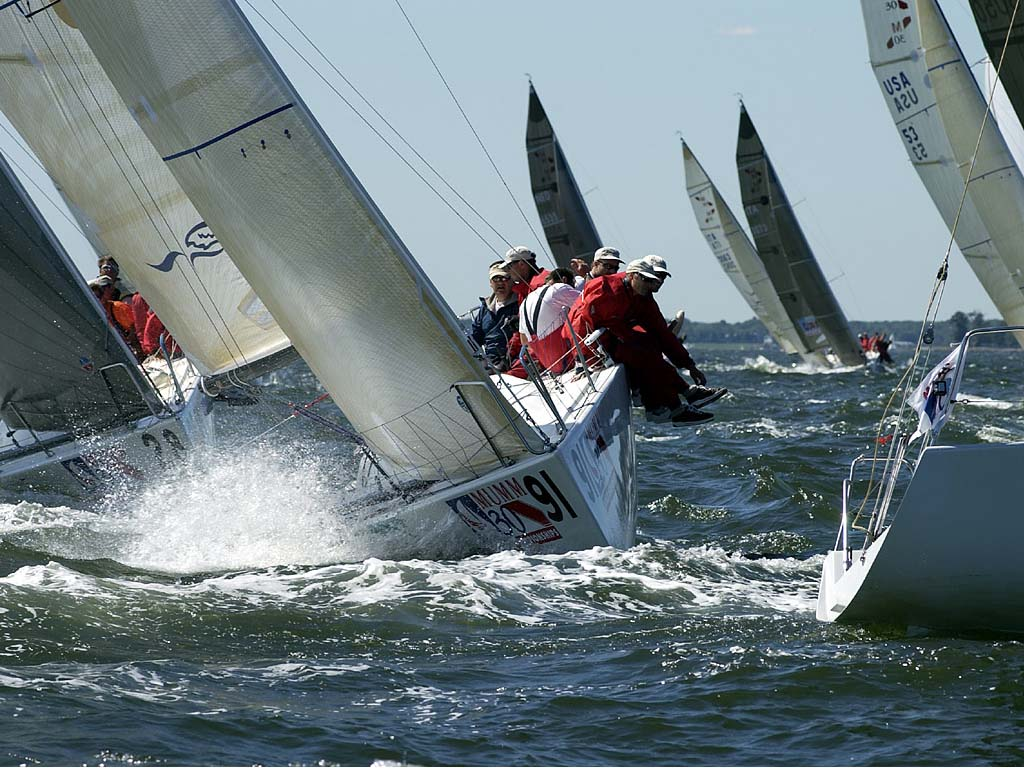 Sailboat Race Wallpaper Sailboat Race