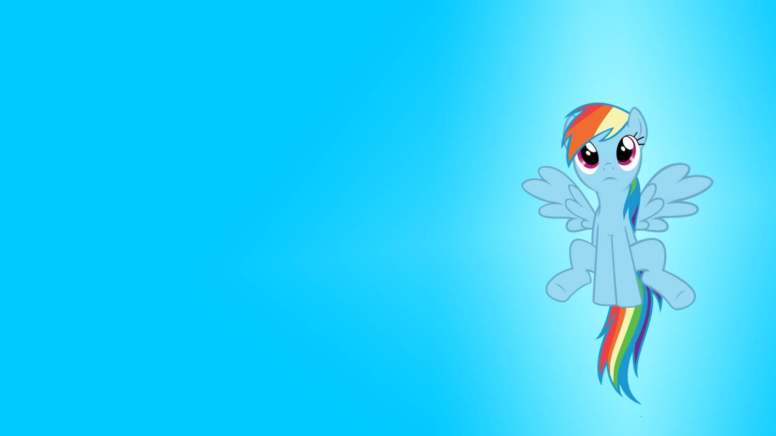Free Download Rainbow Dash Wallpaper My Little Pony Friendship Is