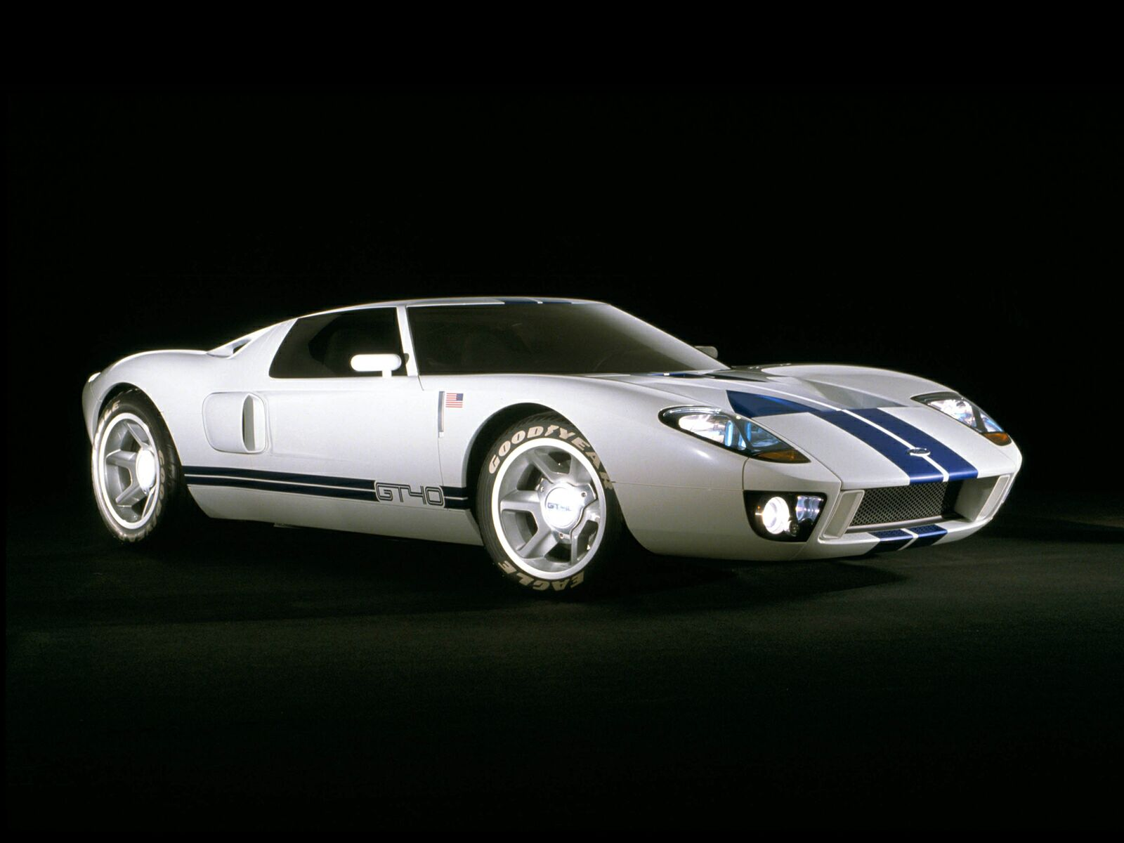 Ford Gt 2009 Wallpaper 5761 Hd Wallpapers in Cars   Imagescicom 1600x1200