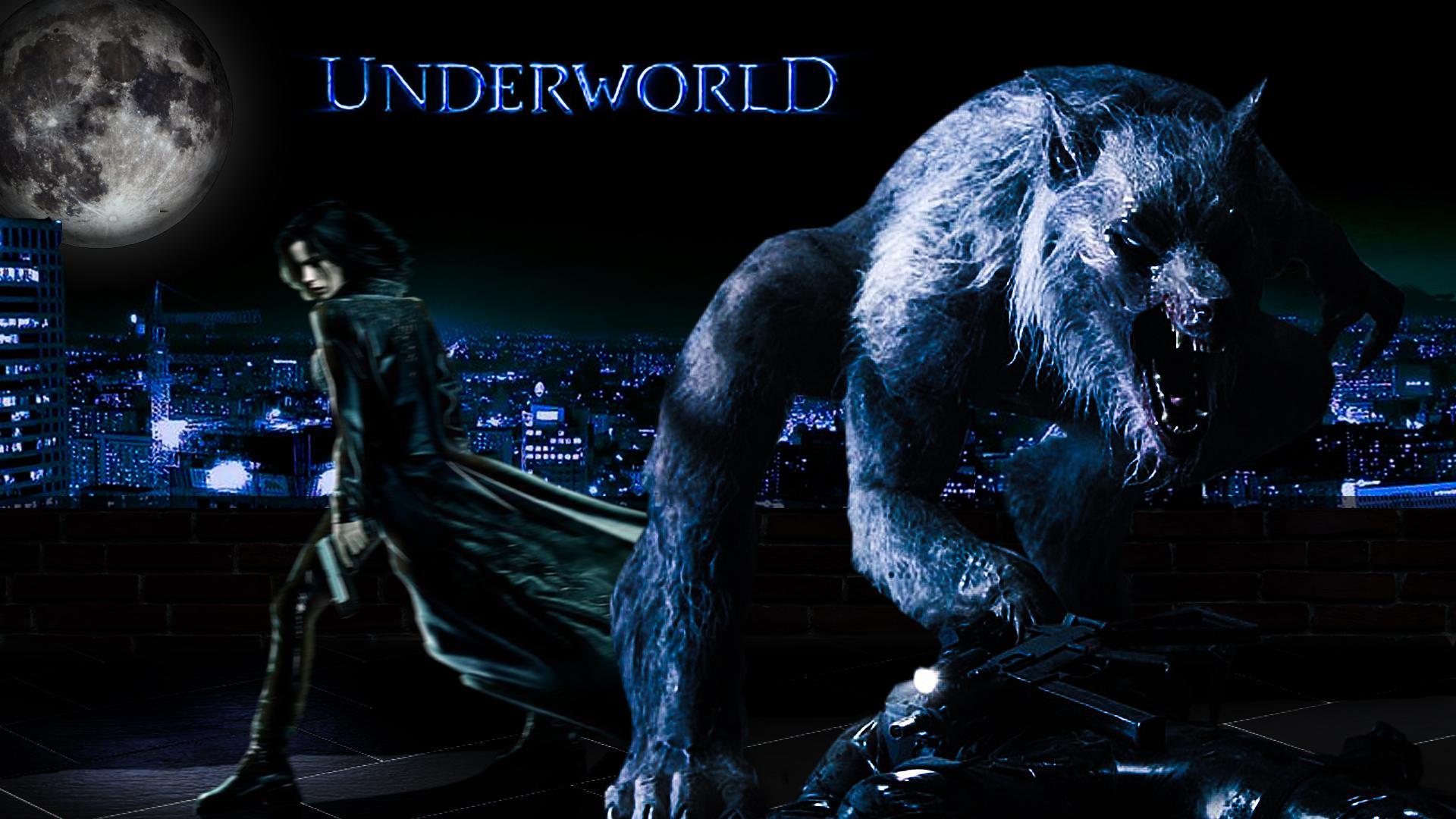 Underworld Wallpaper by Crylex 1920x1080