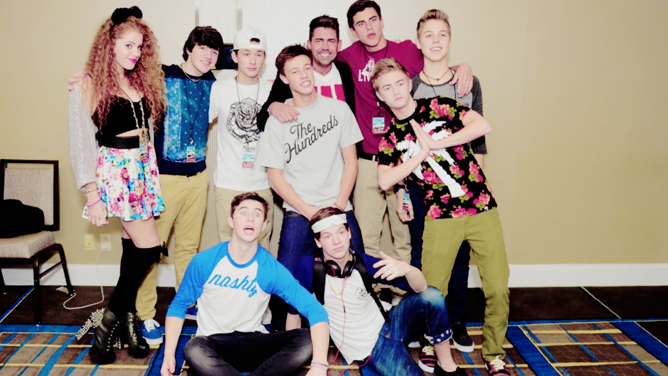 magcon boys wallpaper Magcon Boys Wallpaper Magcon wallpapers 1366x768