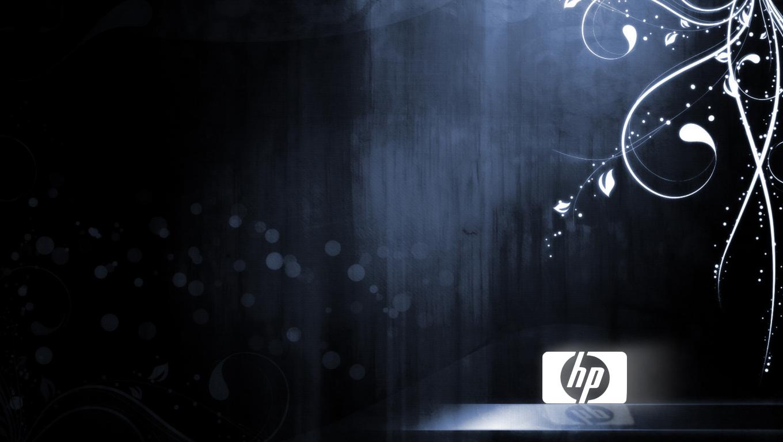 Free download HP Original Dark Design Laptop Wallpapers Cool
