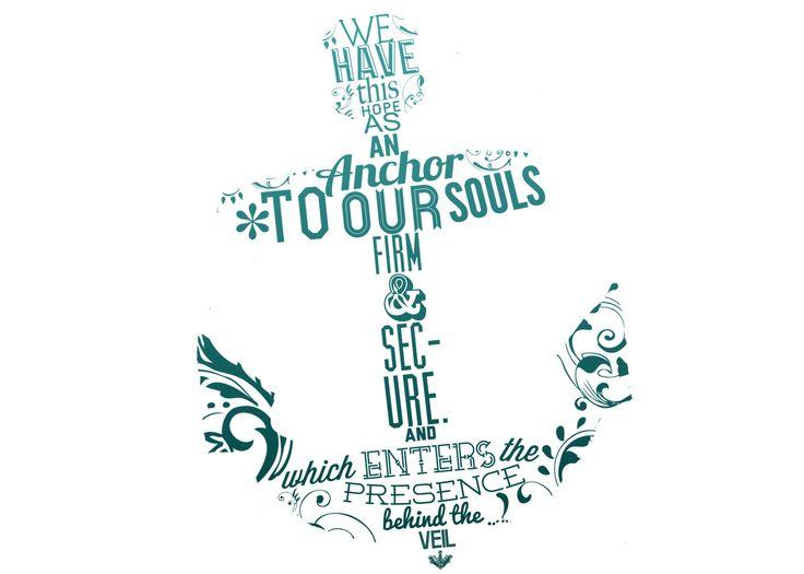 God Is My Anchor To My Soul Wallpaper 1400x1000jpg 14001000 736x525