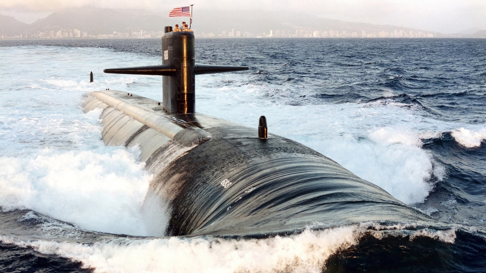 US Navy Submarine   Wallpaper 40421 1920x1080