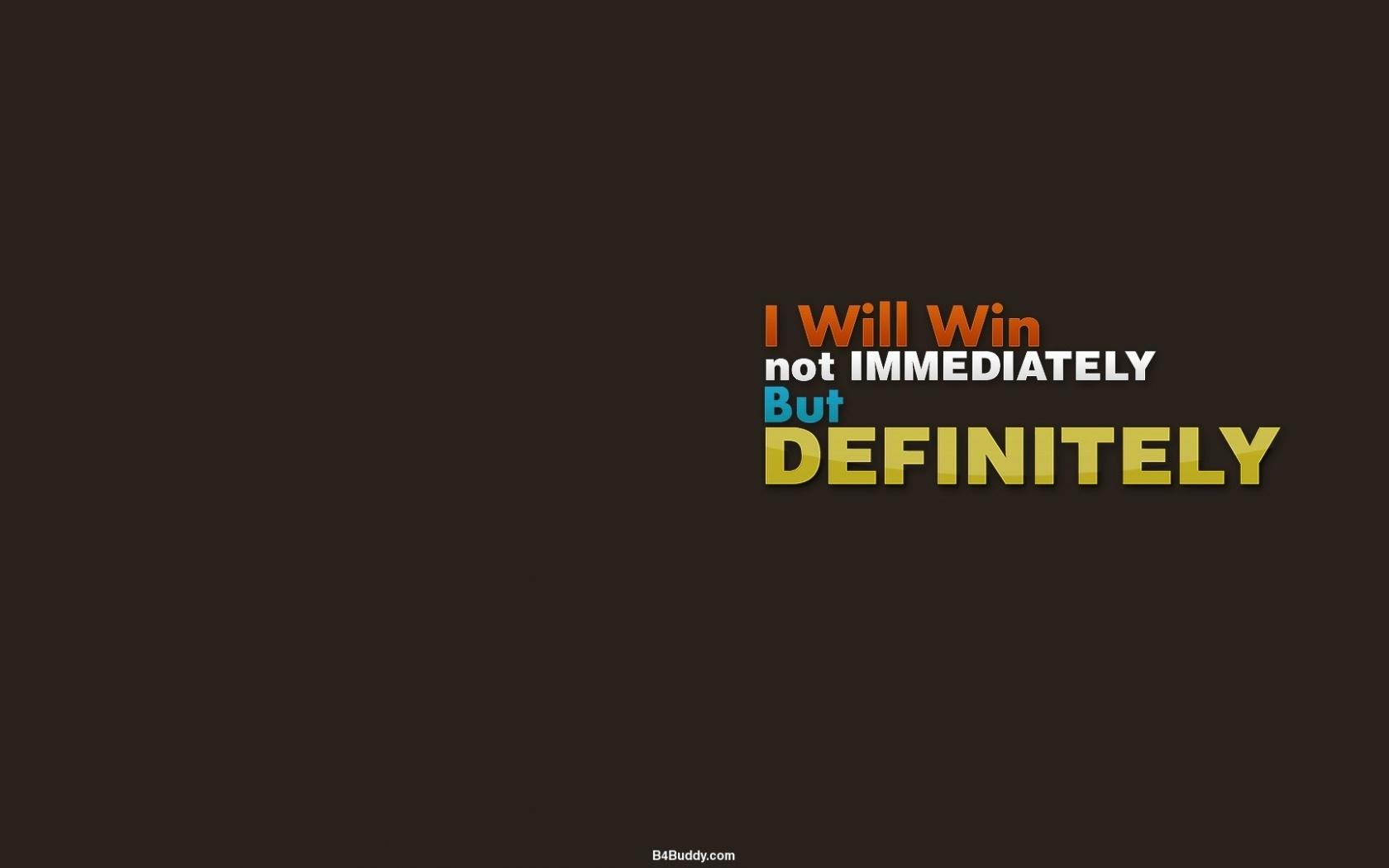 1680x1050 Motivational Quote Wallpaper desktop PC and Mac wallpaper 1680x1050