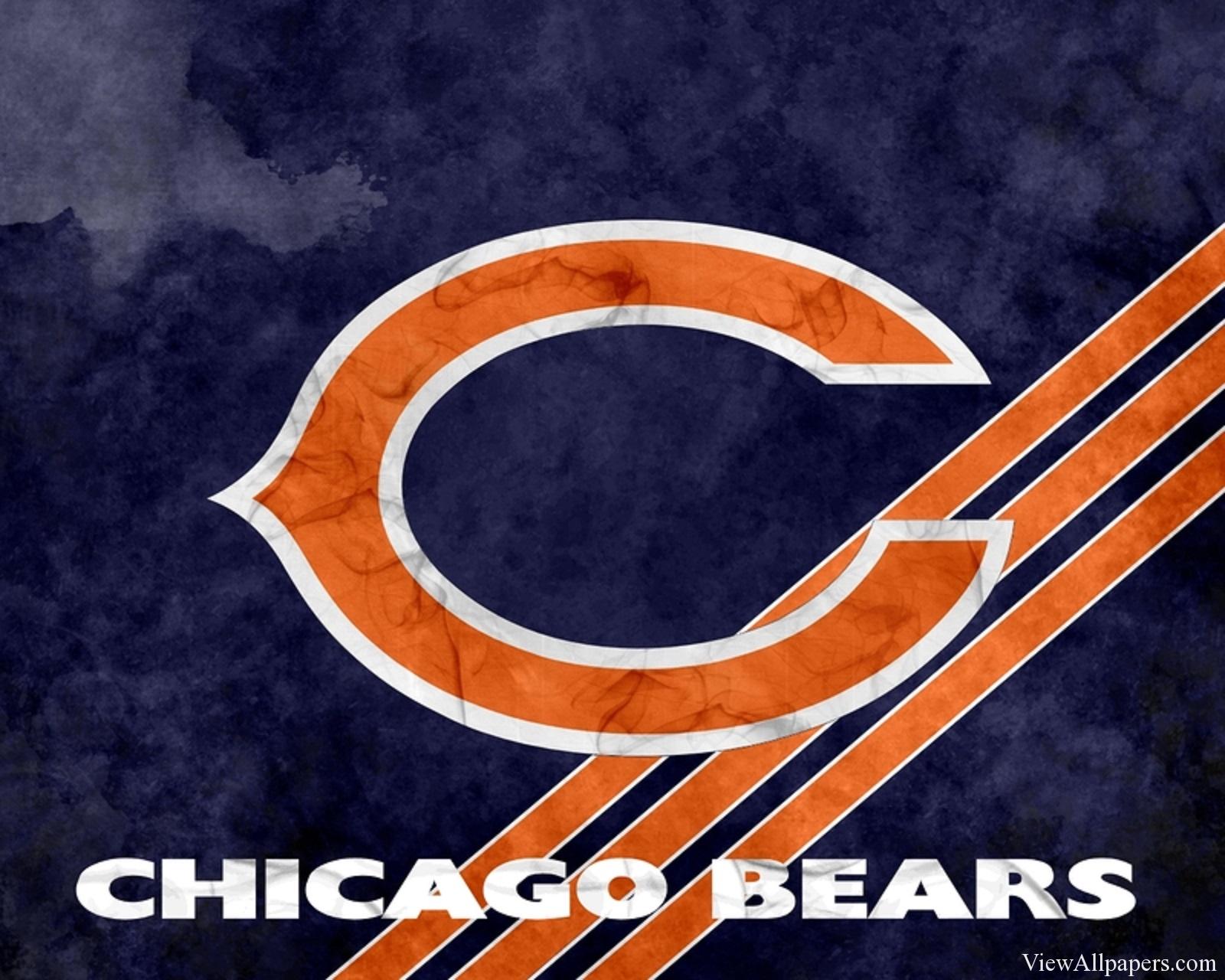 Chicago Bears Logo   Wallpaper 1600x1280