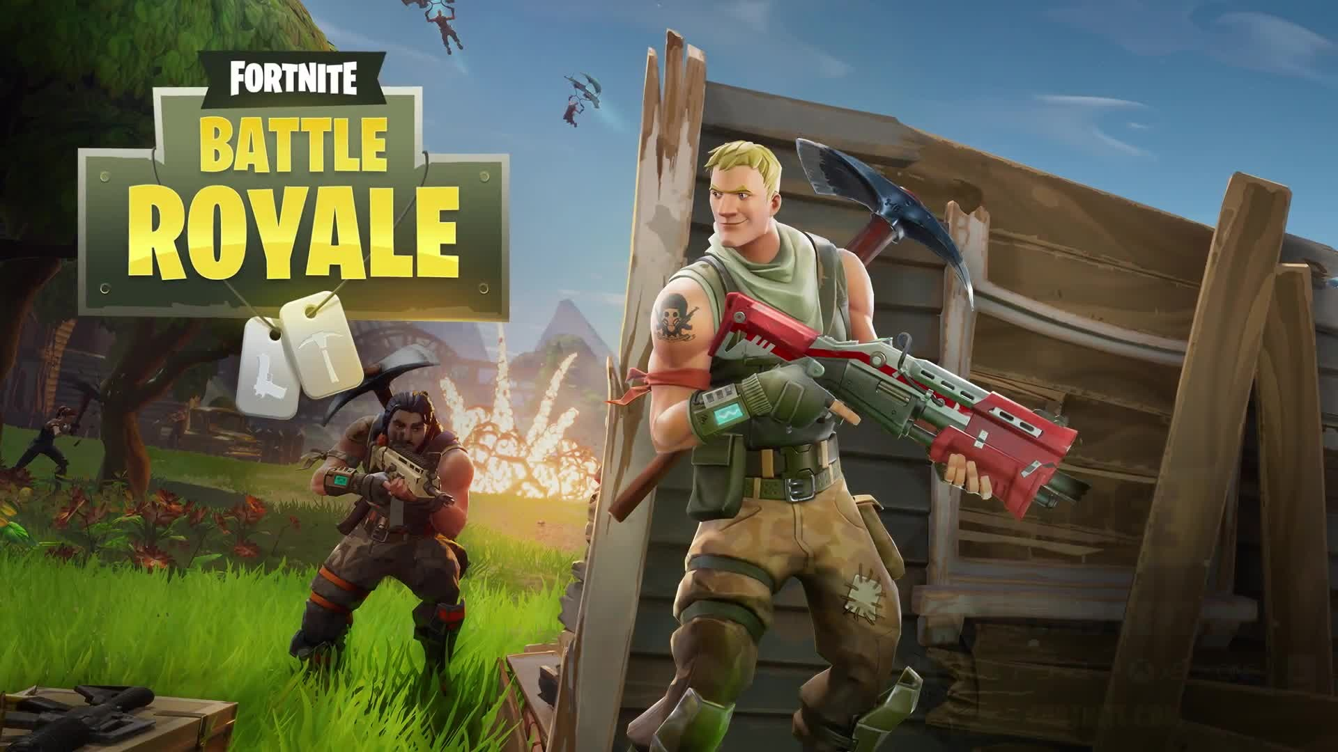 Fortnite Battle Royale   Epic meldet 10 Millionen Spieler 1920x1080
