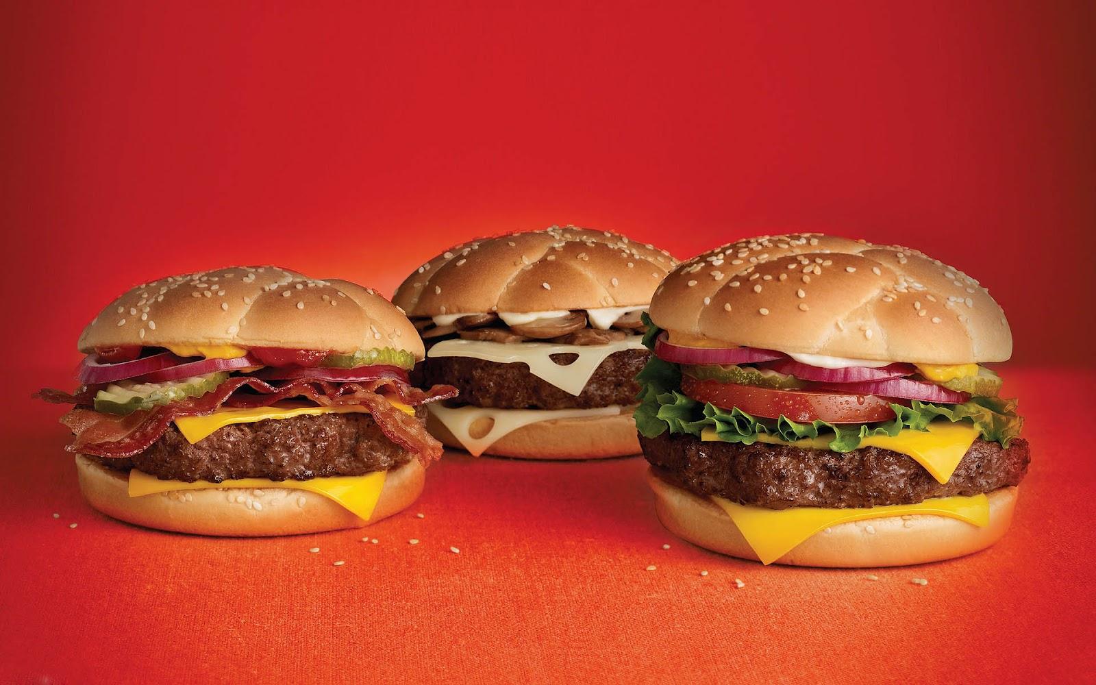 Mac And Cheese Burger Fast Food