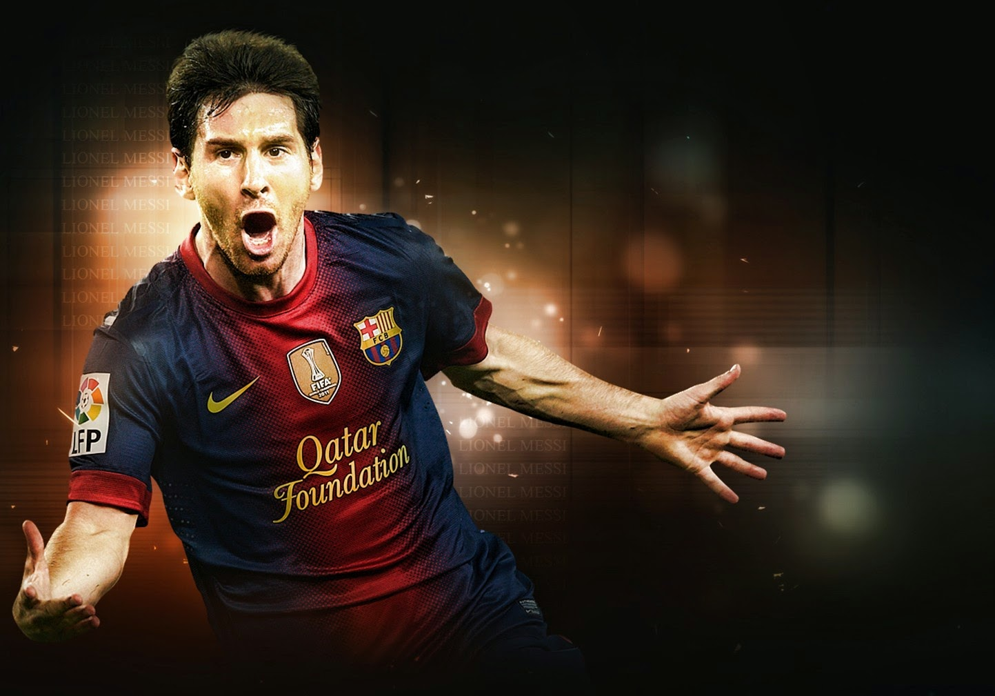 Lionel Messi HD Wallpapers Download High Definition Desktop 1443x1009