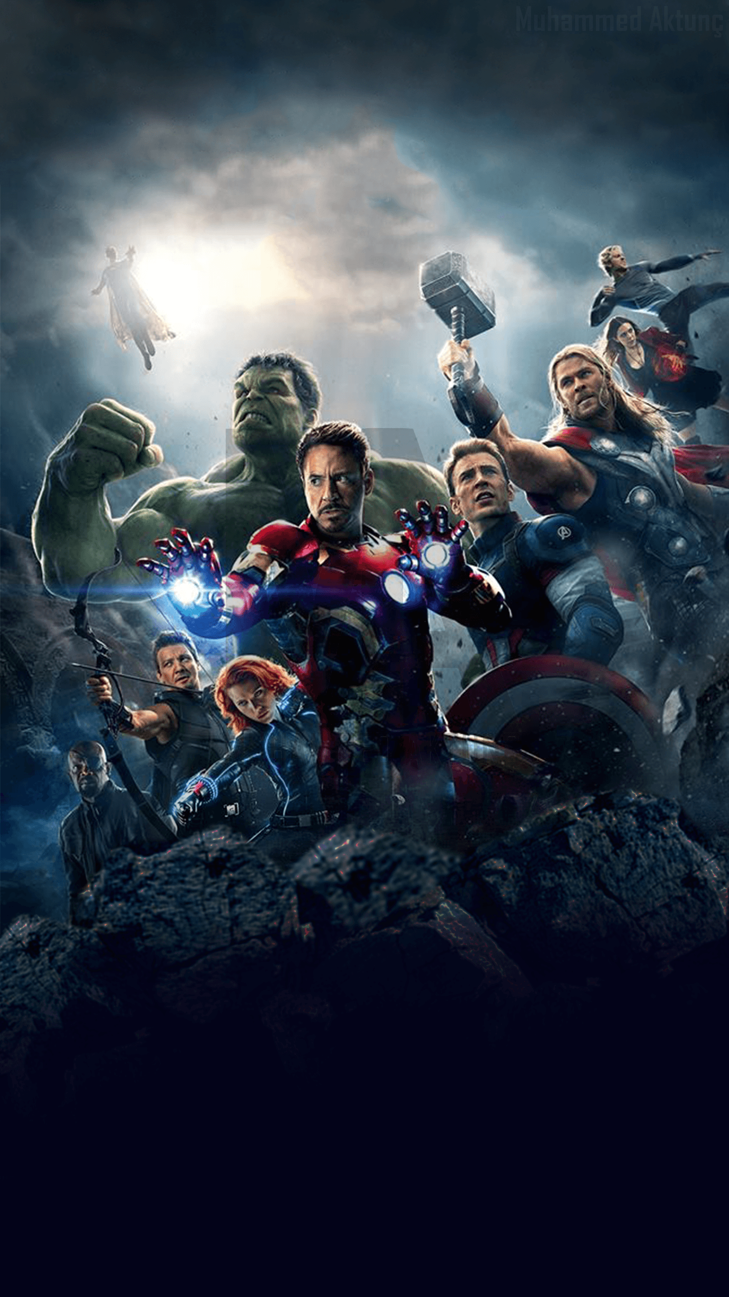 Marvel Phone Wallpapers   Top Marvel Phone Backgrounds 1440x2560