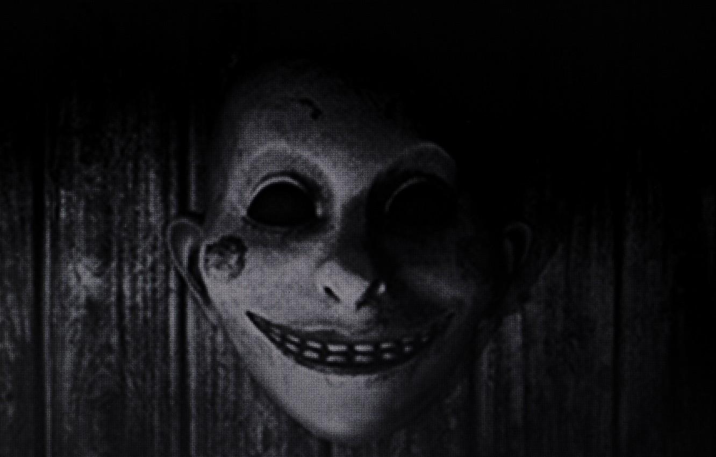 Wallpaper smile mask horror the evil within images for desktop 1332x850