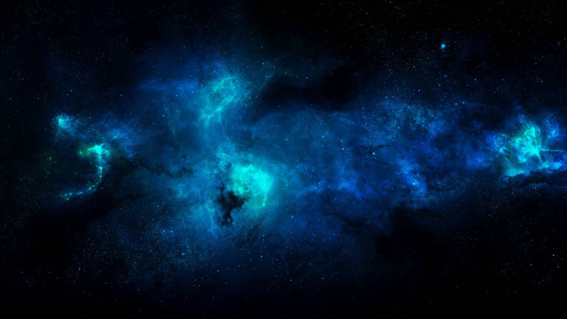 Blue Galaxy wallpaper   855390 1920x1080