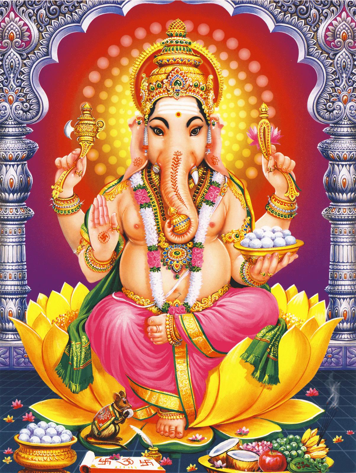 Lord Vinayaka Wallpapers HD Wallpapers