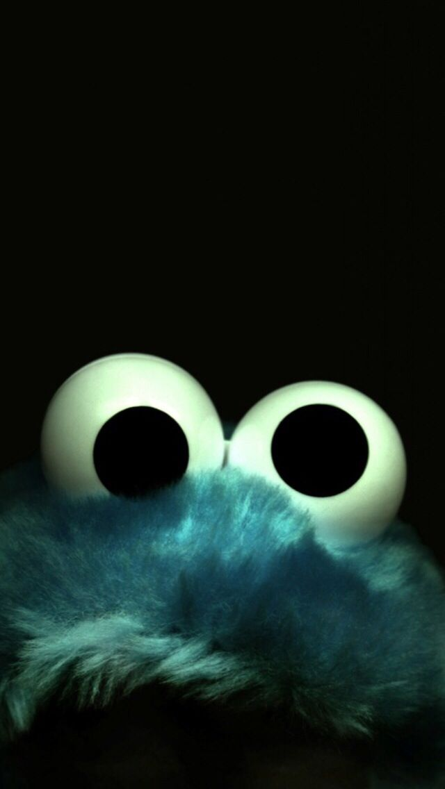 Cookie Monster Iphone Wallpaper Wallpapersafari