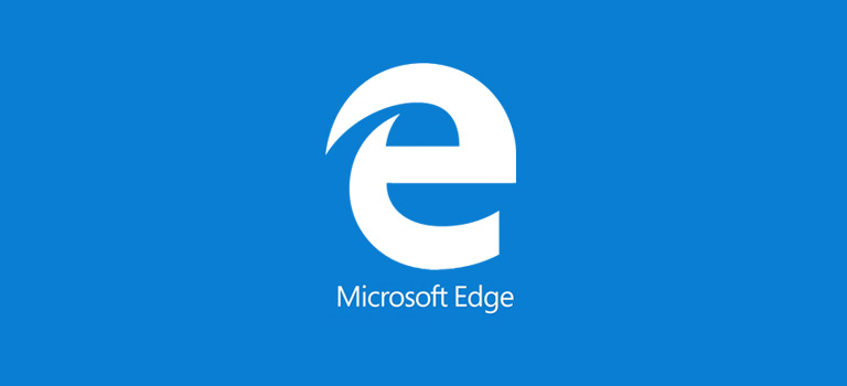 Microsoft Edge Microsoft Edge will be a default browser in 768x350