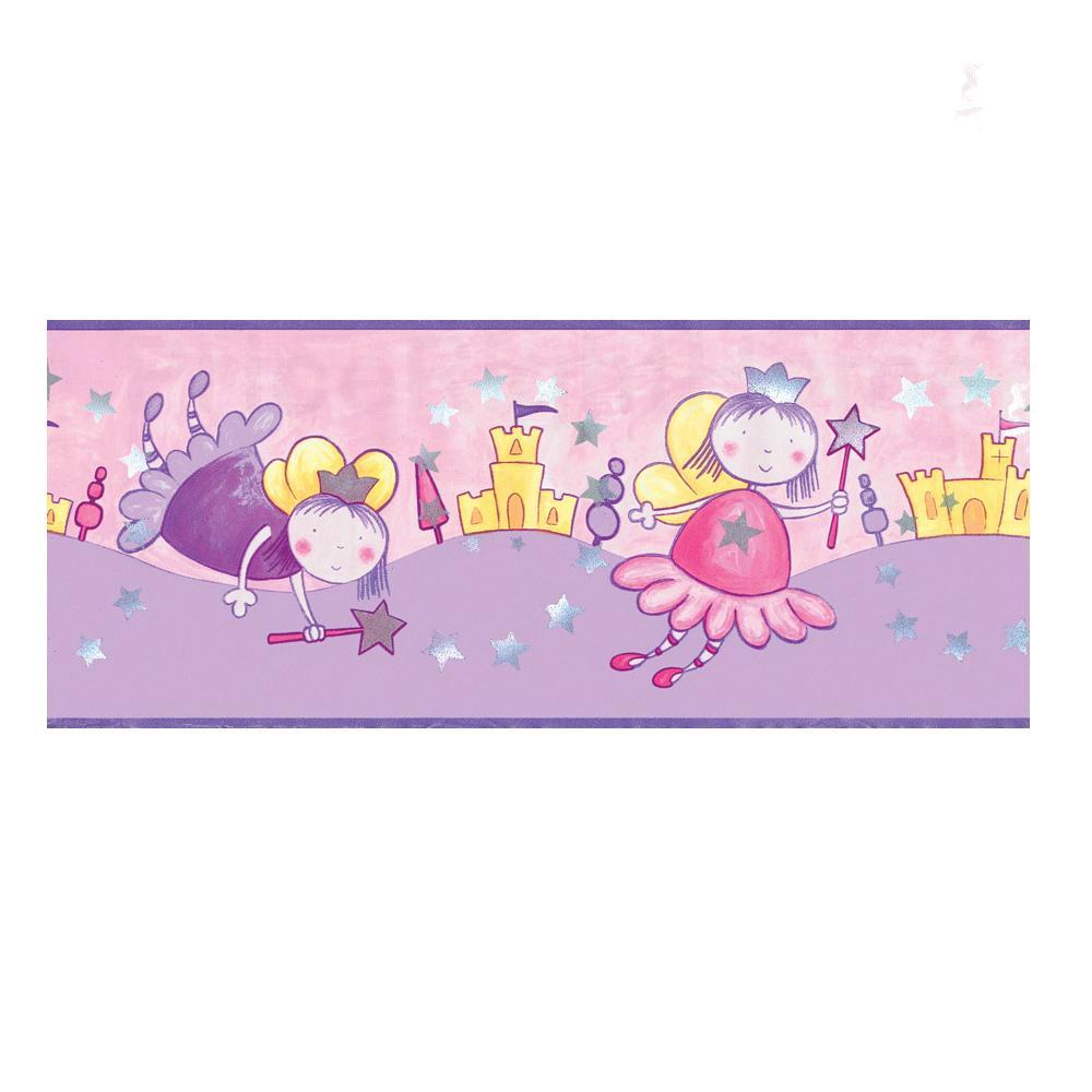 Generic Wallpaper Borders 5M Self Adhesive Kids Bedroom eBay 1000x1000