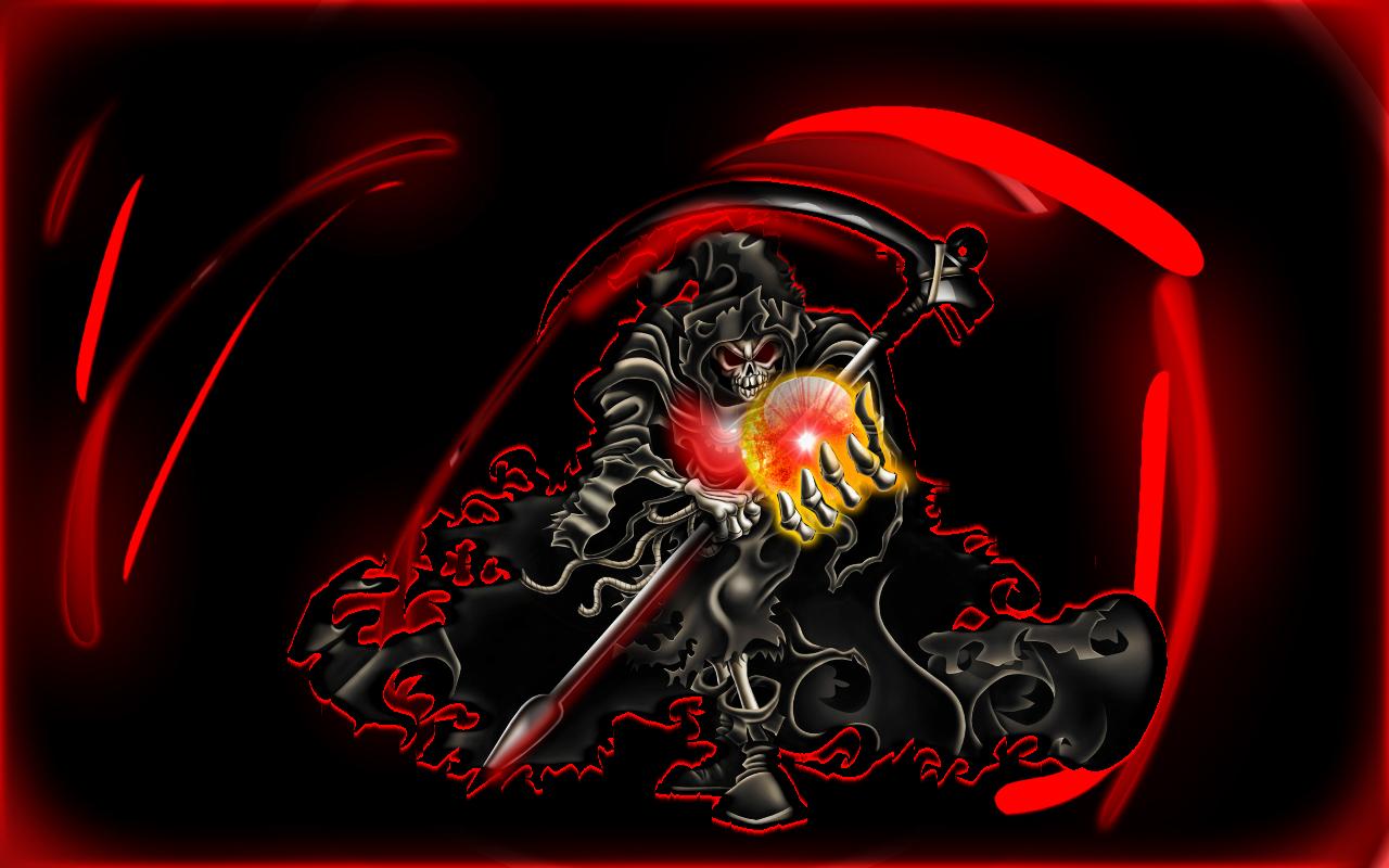 The Grim Reaper Computer Wallpapers Desktop Backgrounds 1280x800 1280x800