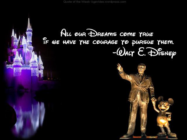 Walt Disney Quotes Wallpaper Wallpapersafari