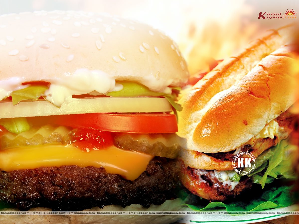 Fast Food Wallpapers 1200x900