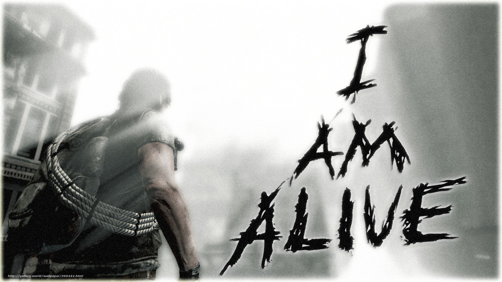 Compressed Pc Games Download I Am Alive Compressed Pc Game Download 1600x900