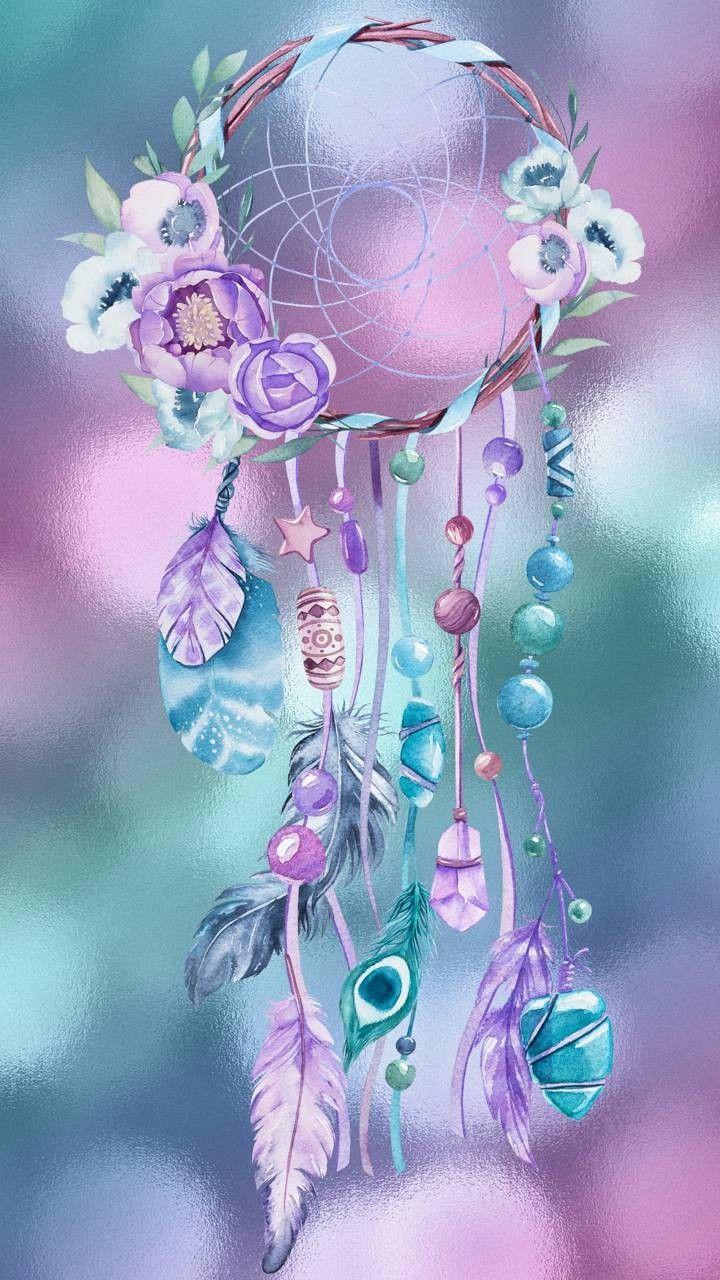 Wallpaper By Artist Unknown Dreamcatcher wallpaper in 2019 720x1280