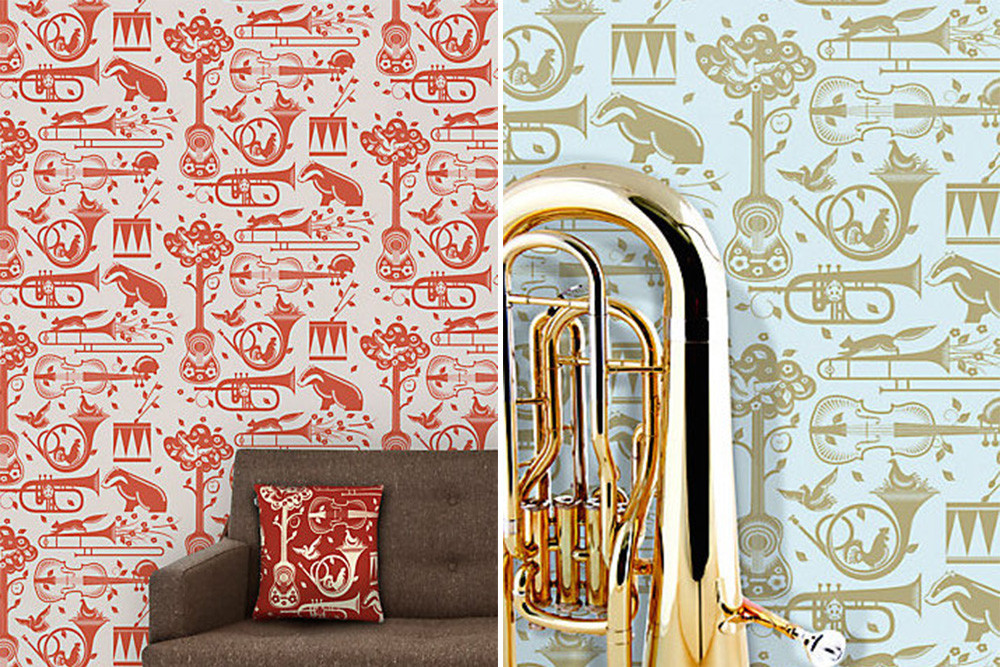 Wallpaper Trends For 2016   Rock My Style UK Daily Lifestyle Blog 1000x667