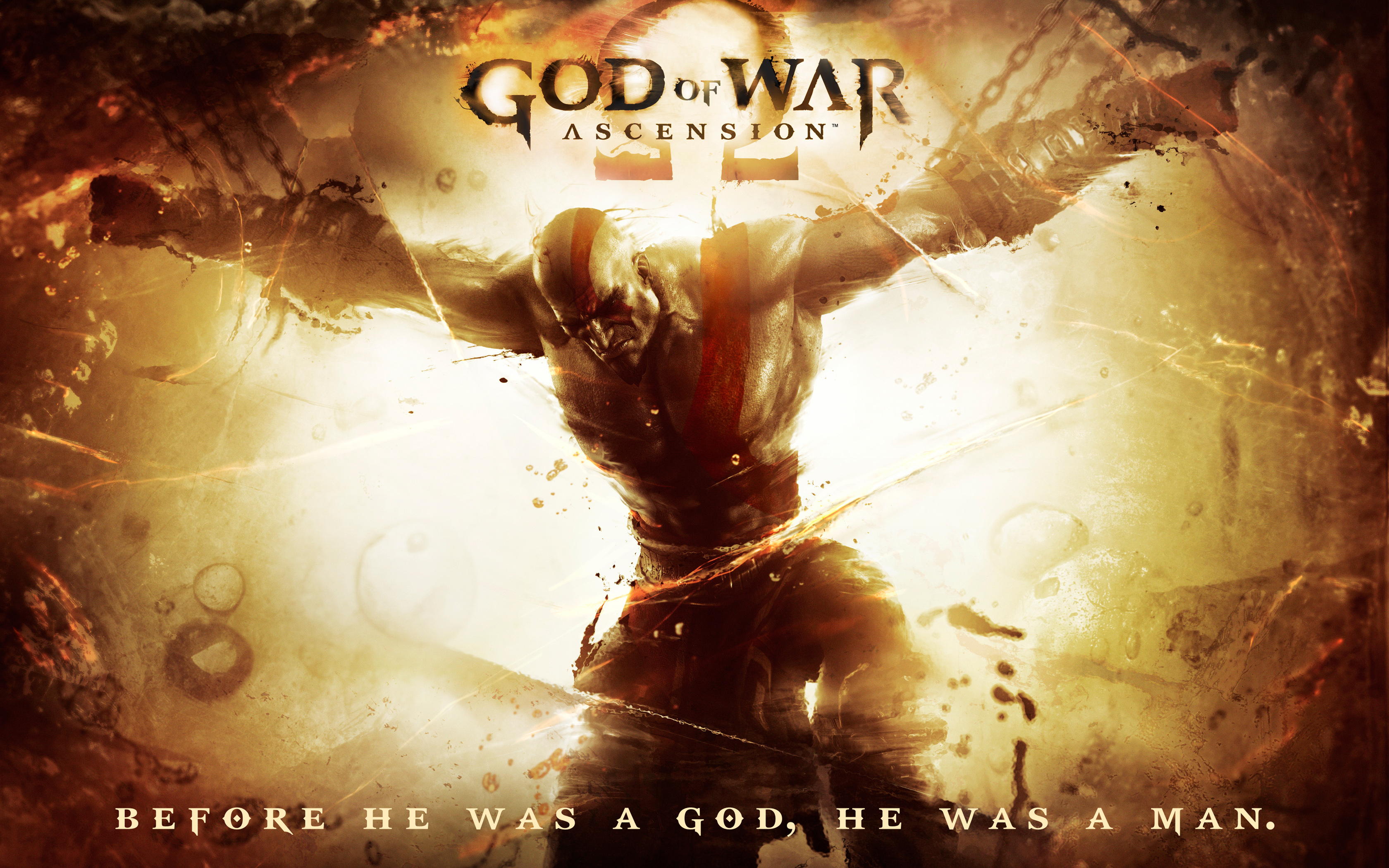 God Of War Wallpaper Hd 1080p god of war 4 ascension wallpapers hd 3360x2100