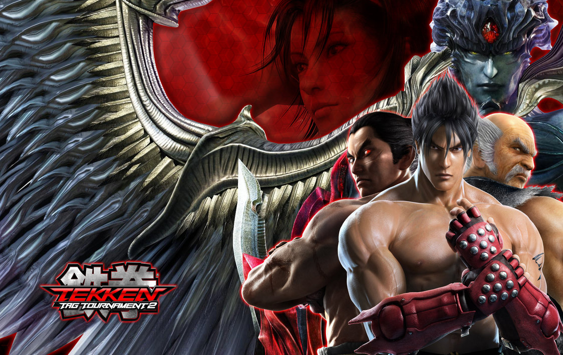 Tekken Tag Tournament 2 Wallpaper V30 by jin 05 1124x710