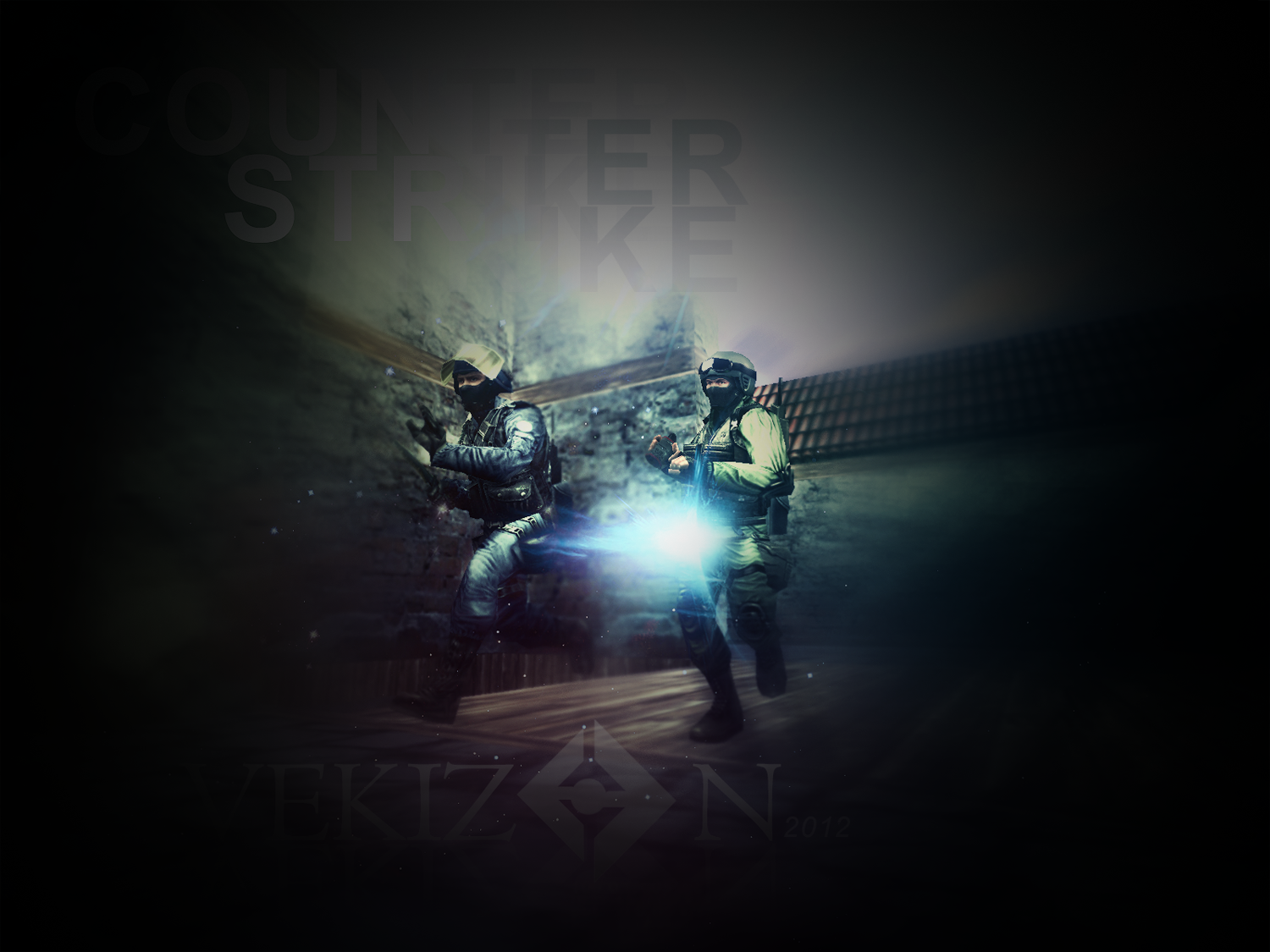 Counter Strike Wallpaper by ZiDes1gn on deviantART 1500x1125