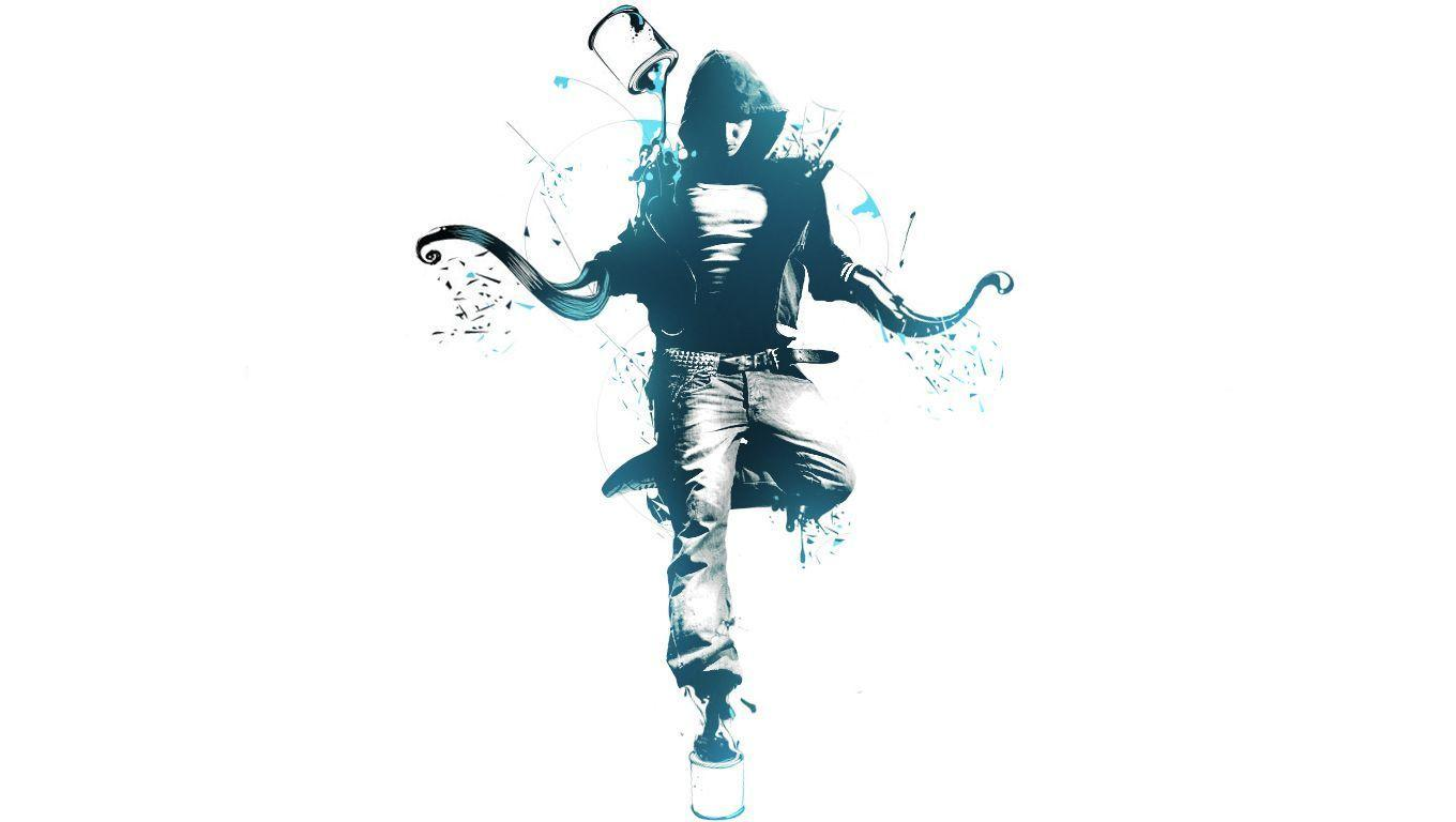 Hip Hop Dance Backgrounds 1360x768