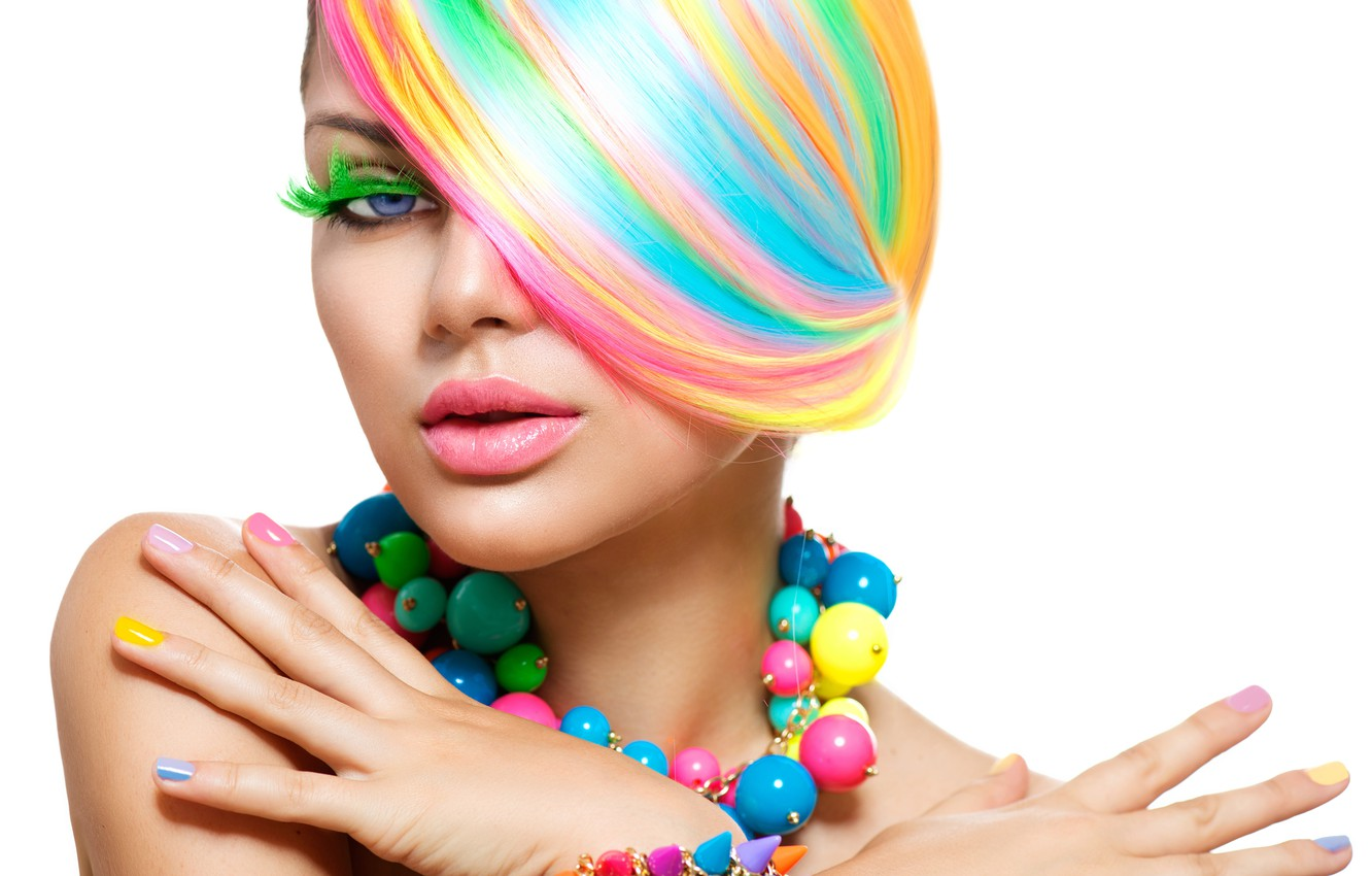 Free Download Wallpaper Girl Style Hands Makeup Beads Color Hair Manicure 1332x850 For Your Desktop Mobile Tablet Explore 28 Colour Hair Girl Wallpapers Colour Hair Girl Wallpapers Colour Wallpaper Colour Backgrounds