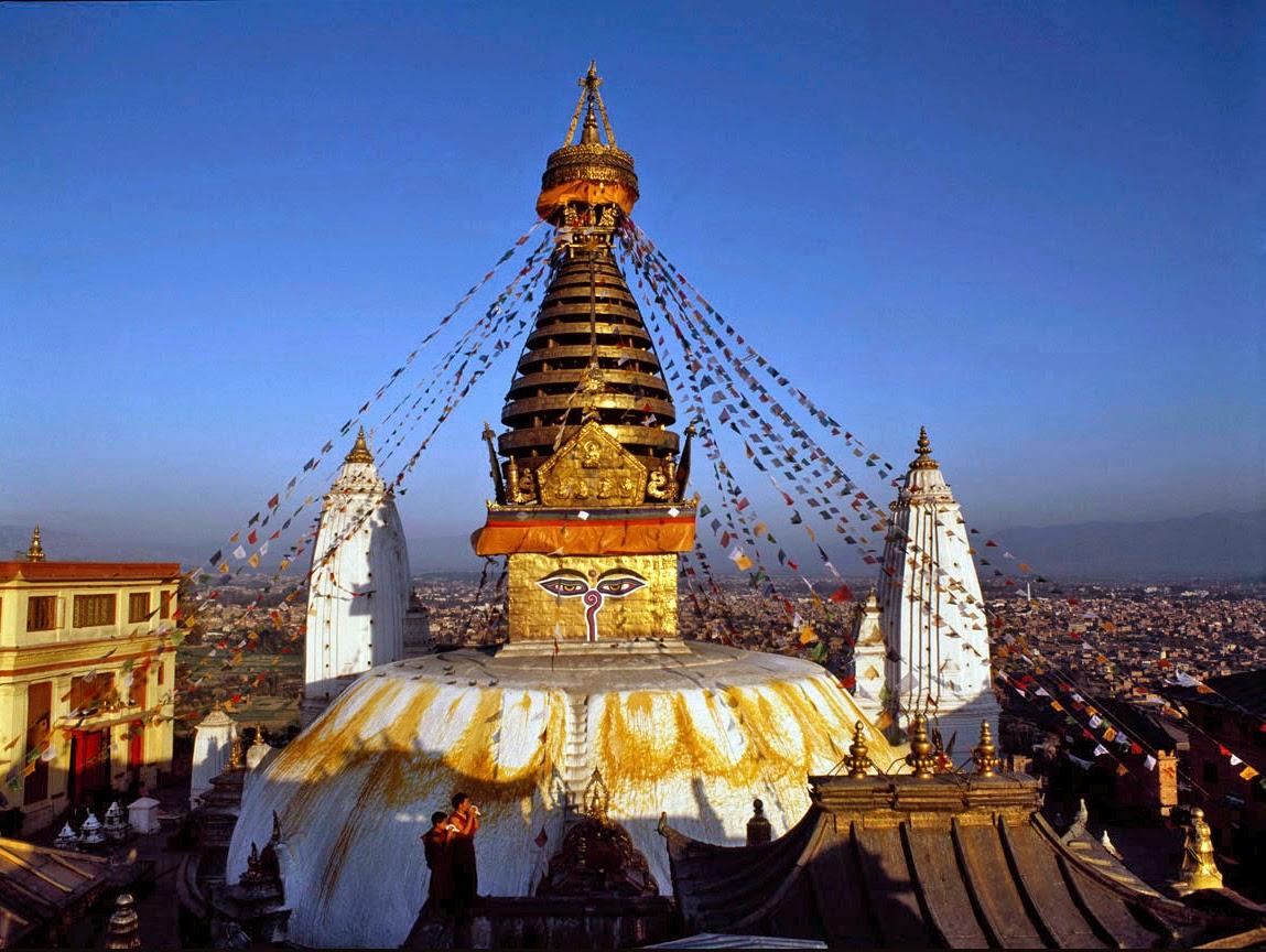 Swayambhunath Temple Kathmandu Nepal Hd Wallpapers Download 1149x864