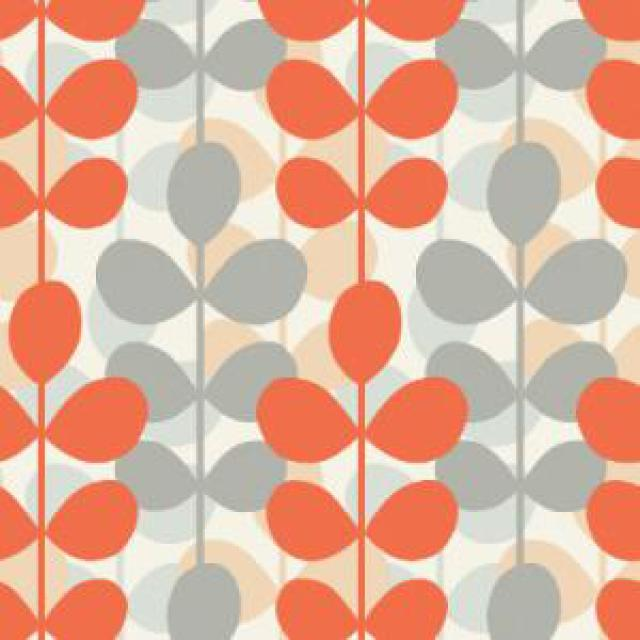 Orange retro wallpaper wallpapersafari
