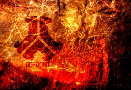 Defqon 1   Music Entertainment Background Wallpapers on 450x338