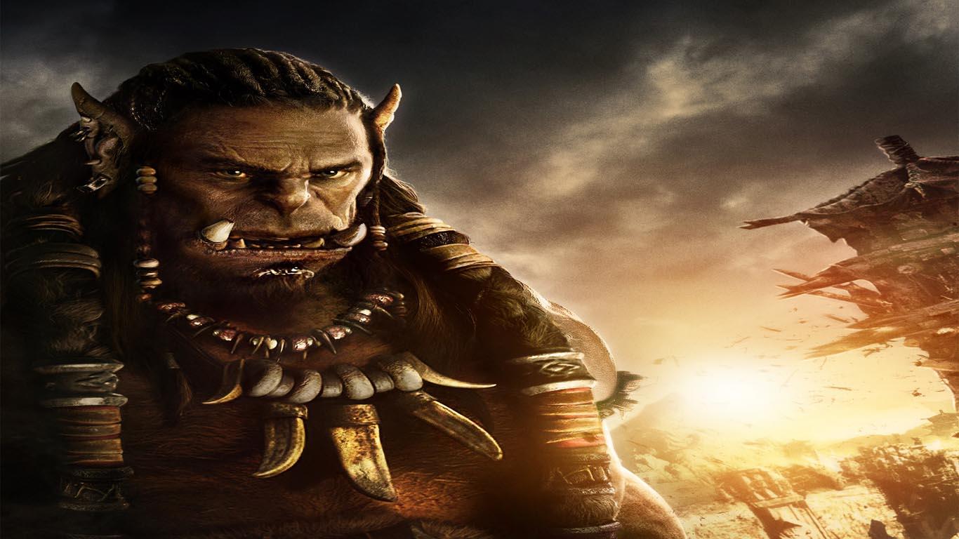 Free Download Orcs Warcraft 2016 Movie Hd Wallpaper