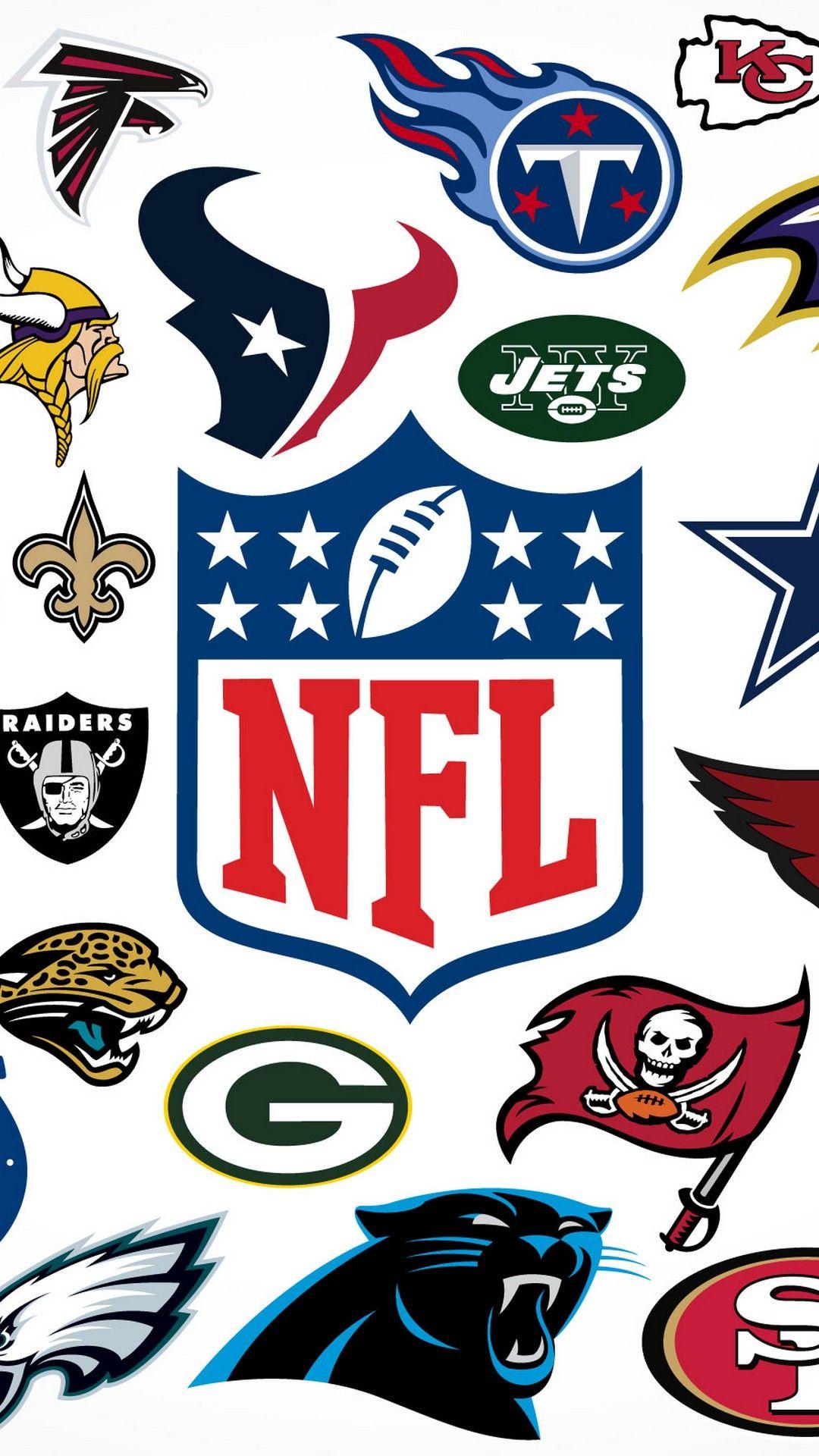 NFL iPhone X Wallpaper 2021 NFL Football Wallpapers Football 1080x1920